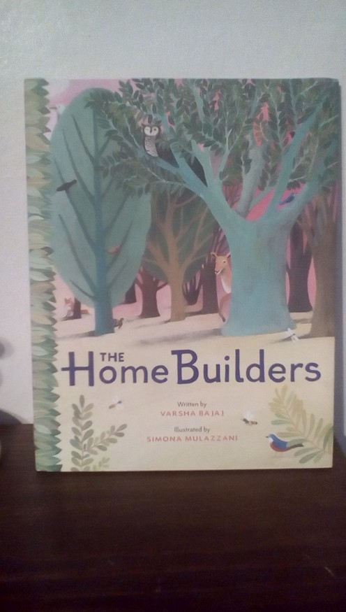 Fun picture book for young children to learn about nature
