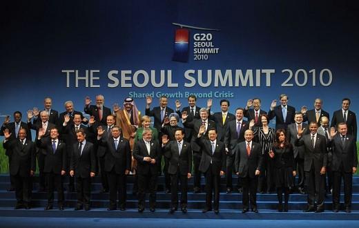 G-20 Summit Members