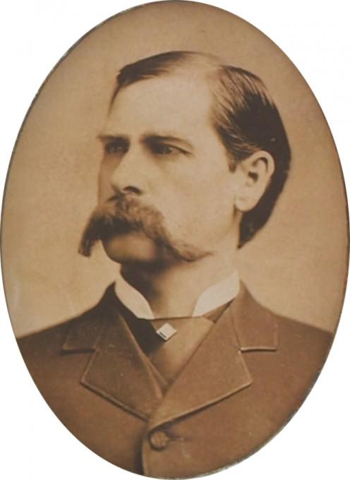 Wyatt Earp, not Kurt Russell.