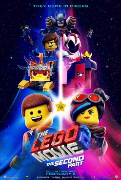 Invasion of the Systar System - The Lego Movie 2: The Second Part