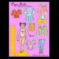 Paper Dolls - A Fun Creative Activity for Children. Includes Free Paper Dolls.