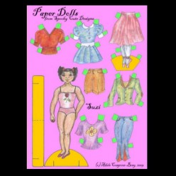 Make Paper Dolls Designs