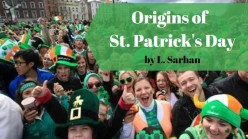 Origins of St. Patrick's Day