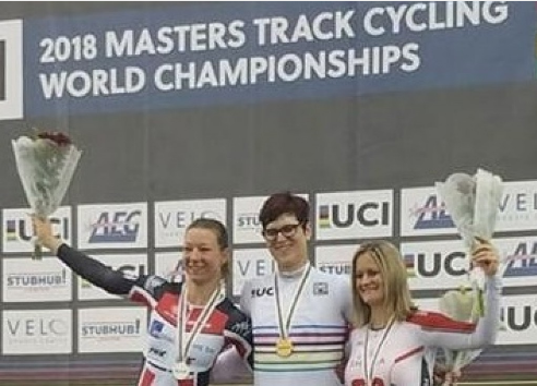 The UCI Masters Track Cycling World Championships gold medal winner in the women's 35-39 age bracket goes to a transgender male who identifies himself as a female.