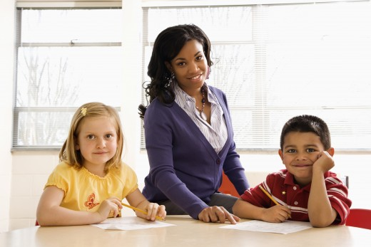 Interacting with your students should be an enjoyable experience for both!