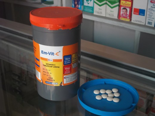 Medicine will help in health issues but not a guarantee in the long run.