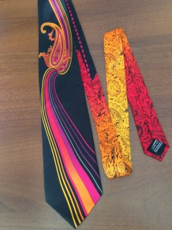 Vitaliano Designer Mens Neck Ties