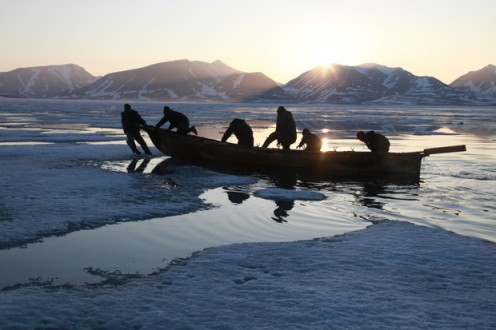 How people may have crossed Beringia?