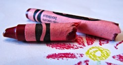 I Broke My Only Crayon