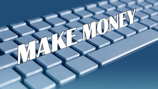 Make Money Online and become Rich