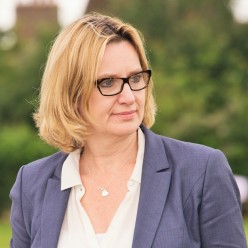 Amber Rudd: Coloured People or People of Colour?