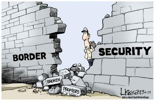 Border Wall Failure by Congress