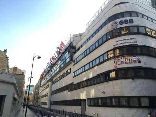 Headquarter of ESA