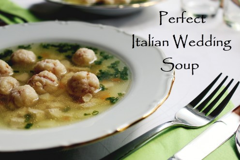 Perfect Italian Wedding Soup