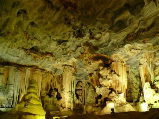 Cango Caves near Oudtshoorn