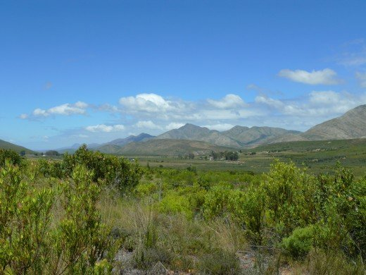 The Langkloof with a view to remember