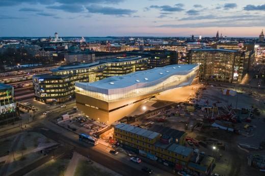 Oodi Helsinki Central Library