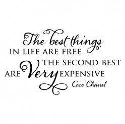 BEST Things In Life Are (supposed to be) Free ~
