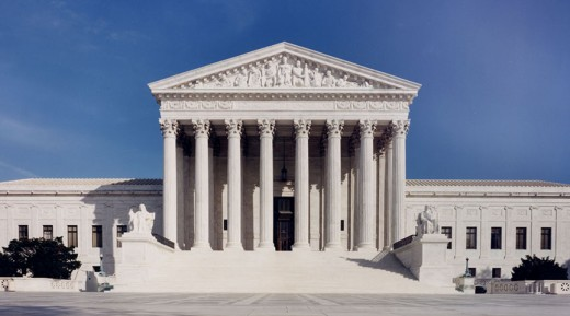 Supreme Court Building of the United States of America