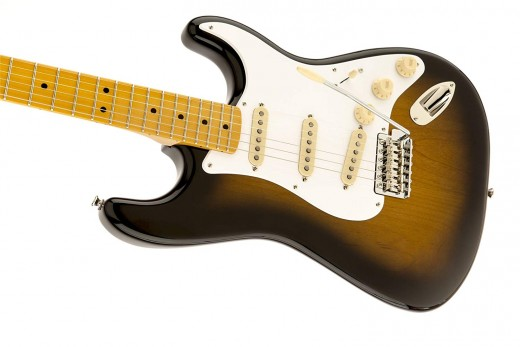 The Squier Classic Vibe '50s Stratocaster is one of the best electric guitars under $500.