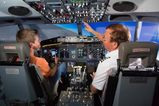 Aircraft Flight Simulator