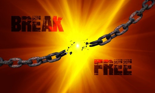 Break chains of tradition