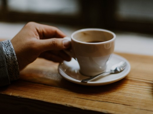 Taking a coffee break can help order one's thoughts.