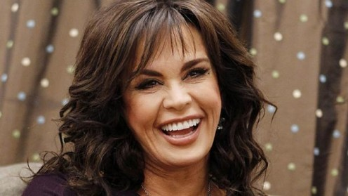 The lovely and talented Marie Osmond.