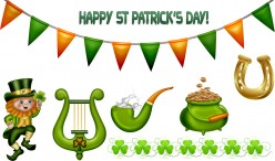 Best St. Patrick's Day Activities - Parades, Party Ideas, Recipes, Clip Art and Coloring Pages