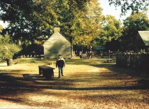 The Jamestown Settlement,