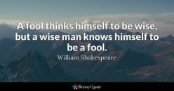 Wise Fool_Haiku