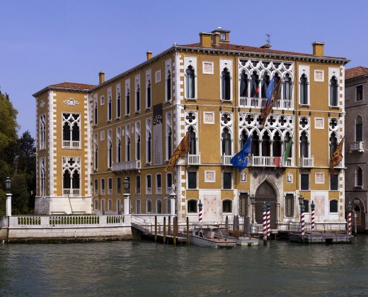 Palazzo Franchetti Venice