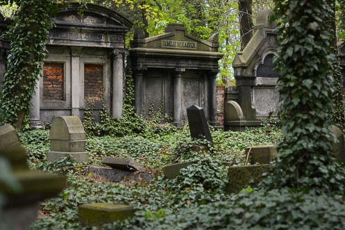 decorating graveyards could make you a fortune