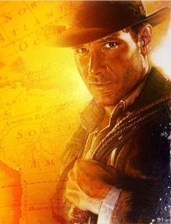 Indiana Jones: A rare, sexy exception!