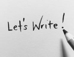 10 Story-Starting Sentences
