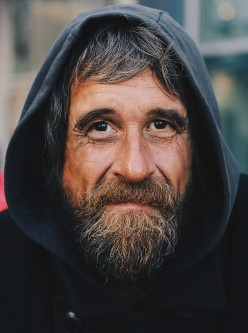 The Secret Life of Homeless People