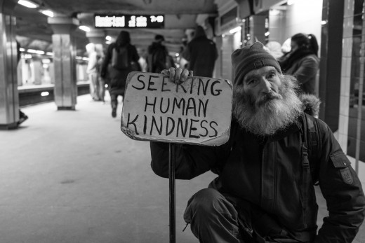 Kindness and Charity