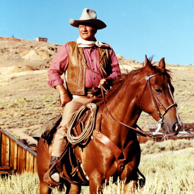 """""""Courage is being scared to death, but saddling up anyway."""""""