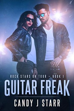 Guitar Freak by Candy J Starr