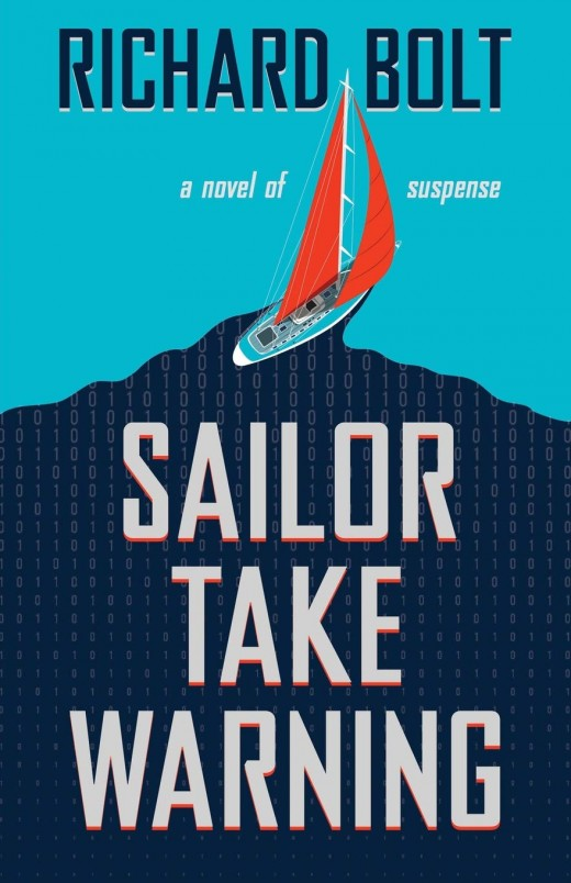 Title cover of 'Sailor Take Warning' by Richard Bolt