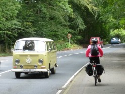 Cycling Through England