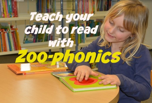 Zoo-phonics is a developmentally appropriate way to teach young children to read with movement, songs, and games.