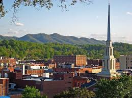 Johnson City, that's my steeple!