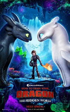 Berk Under Hiccup - How To Train Your Dragon: The Hidden World