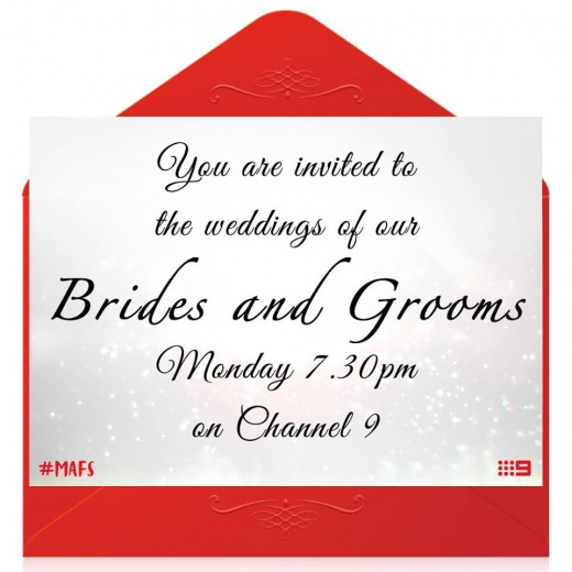 MAFS promotional image from the official Facebook page.