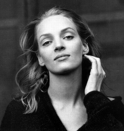 Uma Thurman —— the Wild