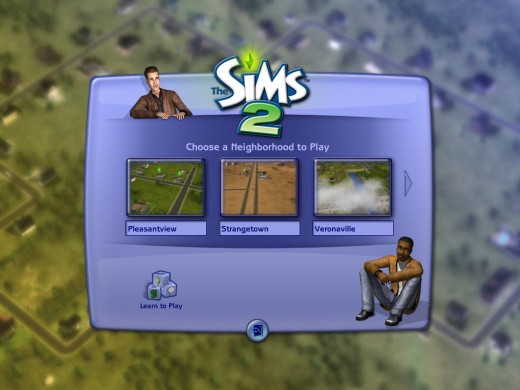 Online dating sims