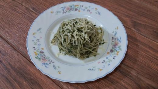 pesto recipe pasta