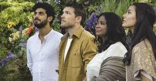 The Shack (Movie) - Mack with Papa, Jesus and Sarayu