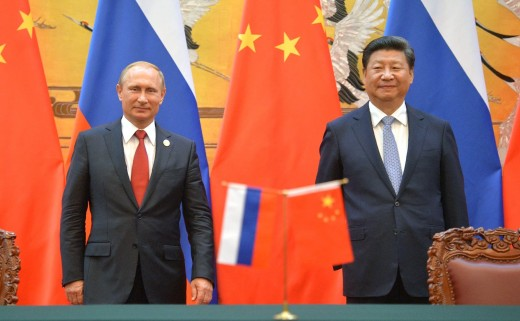 Russia and China are in Constant Talks